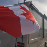 Newest Addition to the Motor home We Love Canada May 3, 2018