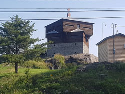 A Fort in New Brunswick